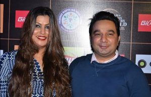 Ahmed Khan and Shakira Khan