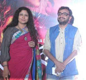 Richa Puranesh – Wife of Dibakar Banerjee