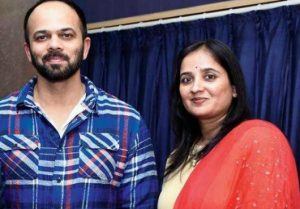 Maya More – Wife of Rohit Shetty