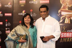 Tani – Wife of Anurag Basu