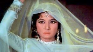 Meena Kumari (Actual Name: Mahjabeen Bano)