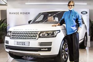 Amitabh Bachchan And Their Luxurious Cars
