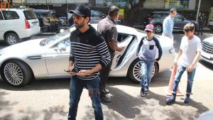 Hrithik Roshan And Their Luxurious Cars