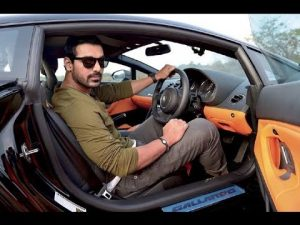 John Abraham And Their Luxurious Cars
