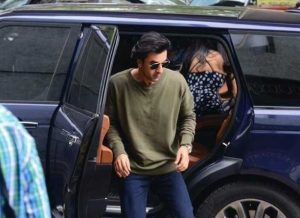 Ranbir Kapoor And Their Luxurious Cars