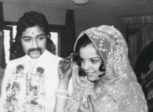 Mayur Madhvani and Mumtaz
