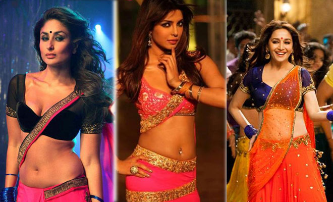 item songs girls of bollywood